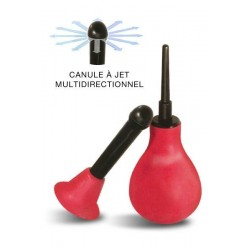 Poire Jet Multi direction Whirling Spray