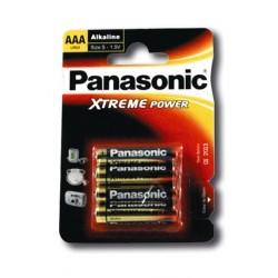 4 Piles Panasonic Lr03