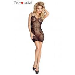 Sexy Dress Elvira Black