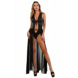 Body Robe Noire Magnifique