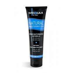 Mediax Crème Masturbation Natural