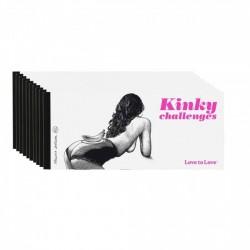 Kinky Chéquier de 20 Challenges