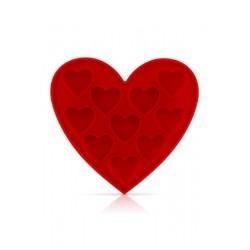 Fresh Love Moule Coeur à Glaçons Coeur