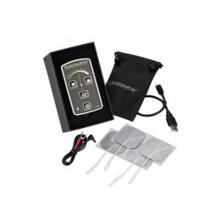 Contrôleur Electro Stimulation et 4 Electrodes