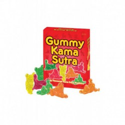 Gummy Bonbon Kama Sutra Jelly Fruits