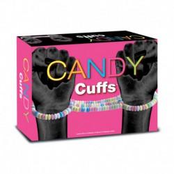 Candy Cuffs Menottes Bonbon