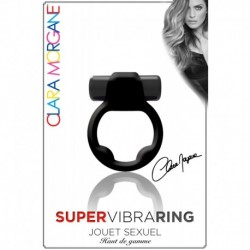 Super Vibra Ring - Anneau Vibrant Noir