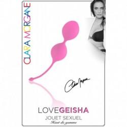 Lovegeisha Boules De Geisha Rose