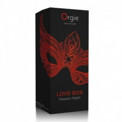 Love Box Passion Night 3 Produits Excitation