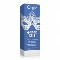 Greek Kiss Anallingus