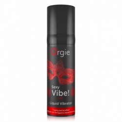 Sexy Vibe Hot Liquid Vibrator Gel Excitation Chauffant Fraise