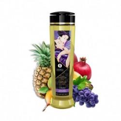 """Huile de Massage Érotique Libido """"Fruits Exotiques"""""""