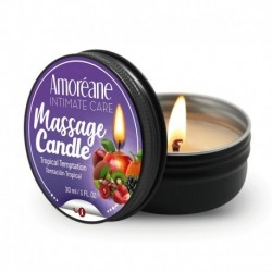 Bougie Massage Candle Fruits Exotiques Hydratante