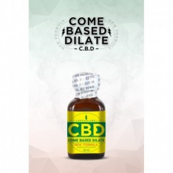 Poppers Cbd 04 Yellow Leather Cleaner Isopropyle 25Ml