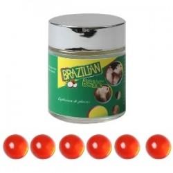 Boules Brésiliennes Aromatisées Fruits des Bois X6