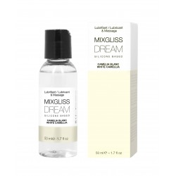 Lubrifiant Silicone Dream Camélia Blanc 50 Ml