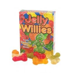 Jelly Willies Bonbons Gélifiés
